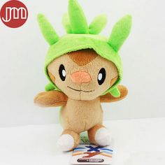 "Find More Movies & TV Information about New Pokemon XY Series Chespin Starter Grass Spiny Nut Toy Kawaii Plush Doll 7"" Catoon Animal Brinquedos With Tag,High Quality toy story 3 animation,China toy telephone Suppliers, Cheap toy story buzz lightyear costume from M&J Toys Global Trading Co.,Ltd on Aliexpress.com"