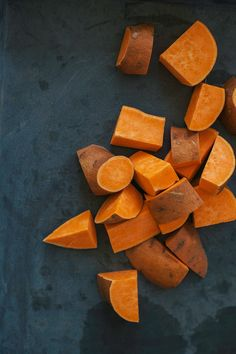 sweet potatoes // @thefirstmess…..super good for you, containing high levels of vitamin A & C, manganese, B vitamins, fiber, iron and potassium.