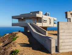 9 amazing, precarious cliff-top homes to take your breath away