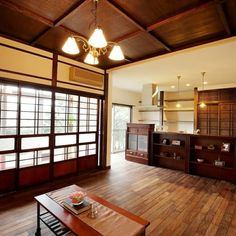 Modern Japanese Interior, Japanese Modern, Modern Interior, Interior Design, Japanese Castle, Japanese House, Japanese Architecture, House Rooms, My Room