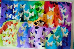 butterfly craft
