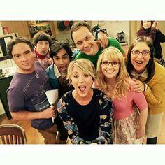 Selfie! Big bang theory