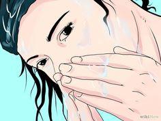 Si vous lavez votre visage avec de l'huile de coco et du bicarbonate de soude 3 fois par semaine pendant un mois, voici ce qui arrive à votre visage!