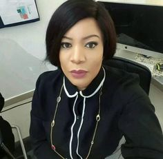 Welcome To Megaisland.Com: Nollywood actress Monalisa Chinda stuns in monochr...