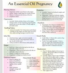 An Essential Oil Pregnancy. To order young living products go to www.youngliving.com enter #1615372 Or contact me at my website: www.angiebellarosa.com for more information. I would be happy to help you learn more about how essential oils can improve your health!