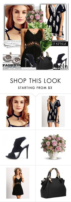 """""""Shein 2 /10"""" by mell-2405 ❤ liked on Polyvore"""