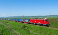 All sizes | RO-DB Schenker - 480 018-7 - Sfântu Gheorghe | Flickr - Photo Sharing! Locomotive, Electric, Photo And Video, Cars, World, Autos, Car, The World, Automobile