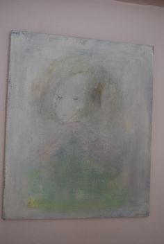 Painting Tone Lindberget