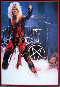 Vince Neil | Leather Rebel: Motley Crue - Shout At The Devil