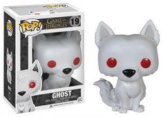 Ghost (Game of Thrones) | POP Vinyls Figure