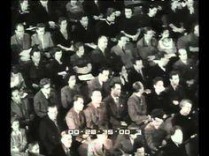 Gente nel mondo. Il ministro Vanoni; George Marshall; Alba De Cespedes; ...