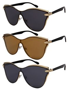 833a0729c1335 EdgeIWear High Fashion Oversized Cateye Sunglasses with Flat Lens  55685FLFM1G.sd    See this great product. (This is an affiliate link and I receive  a ...