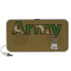 Army Speaker