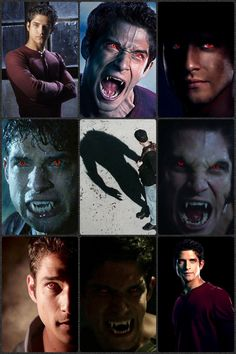 Teen Wolf Eyes, Teen Wolf Werewolf, Alpha Werewolf, Teen Wolf Scott, Funny Iphone Wallpaper, Wolf Wallpaper, Scott Mccall, Arte Teen Wolf, Wolf World