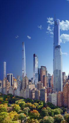 Central Park South 2020
