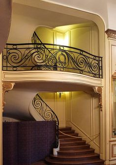 Paris 16e -  hôtel de la Tremouille