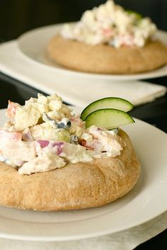super easy meal... greek chicken salad