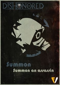 Dishonored Summon by FALLENV3GAS on DeviantArt