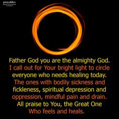 Prayer: God Feels and Heals – Prayables Prayer For Today, Prayer Request, Praying For Others, Find Us On Facebook, Dear God, Oppression, Social Networks, Sick