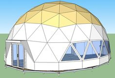 sustainable home - sustainable dome home - eco home
