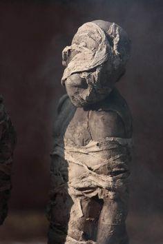 Via Pin de hayn Amelia | Evelyne Galinski Sculptor France | VITRINART
