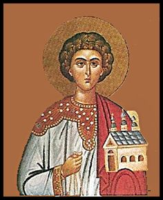 Neophytos the Martyr of Nicaea during his childhood, he took up his dwelling in a cave upon Mount Olympus at the age of 9 & lived there in asceticism and prayer. At 15, he presented himself to the local Governor  named Decius. Decius had him scourged, then laid out on a bed of fire. When he had been preserved by grace through these torments, he gave him up to wild beasts. But since the Saint remained unharmed, a certain pagan fell on him with a sword and slew him.