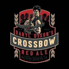 50 Shades of Daryl Dixon: 50 T-shirt Designs to Kill For – Designhill