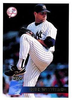 1996 Topps #95 John Wetteland - New York Yankees (Baseball Cards) by Topps. $0.88. 1996 Topps #95 John Wetteland - New York Yankees (Baseball Cards)