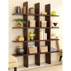 Absolutely love this bookshelf, though sharp exposed corners may not be the best for little ones.