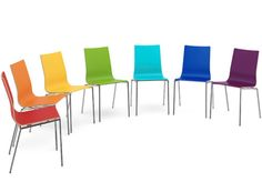 Agati - Sensi Stacking & Connecting Chairs