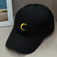 43e4ae02e Moon Peaked Cap Baseball Cap Hats