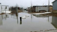 Residents from Attawapiskat First Nation to be moved due to flooding