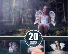 Photo Overlays - great for create you photo more interesting and beautiful.  DESCRIPTION: - 20 File in png format with (30x30 cm, 300dpi). The size of