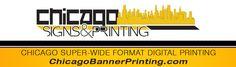 Banner Printing, Digital Prints, Chicago, Company Logo, Logos, Fingerprints, Logo