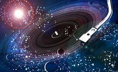 Vinyl Universe Illustration