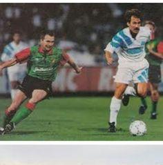 Raymond Morrison,Glentoran FC.Hard as nails!