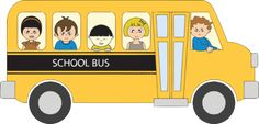clip art school bus - Yahoo Image Search Results