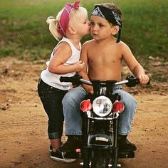 Since Boston Biker has been the leading source for regional motorcycle news and information. Biker Baby, Biker Girl, Precious Children, Beautiful Children, Cute Kids, Cute Babies, Image Moto, Motorcycle Humor, Women Motorcycle