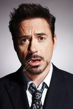 Robert Downey Jr.  (photo by Nigel Parry)