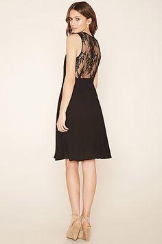 Contemporary Floral Lace Dress Modern Fashion 76a4c4a09