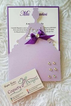 Check out this item in my Etsy shop https://www.etsy.com/listing/528306623/60-beautiful-quinceanera-invitation