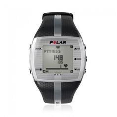 e3421da57ec Relógio Monitor Cardíaco Polar FT7 Masculino Resistente à Água - Preto e  Cinza Monitore seus batimentos