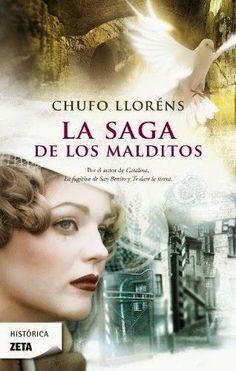 Toledo: LA SAGA DE LOS MALDITOS, Chufo Lloréns. #Toledo #novelasparaviajar