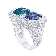 Tanzanite Jewelry, Gemstone Jewelry, High Jewelry, Jewelry Rings, Louis Vuitton Jewelry, Jewelry Design Drawing, Luxury Cosmetics, Color Ring, Ring Designs