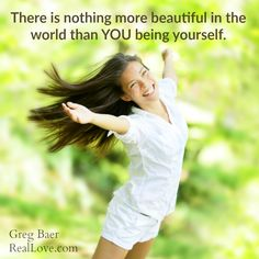 Love being yourself! Learn how here.