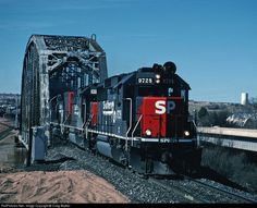 RailPictures.Net Photo: SP 9728 Southern Pacific Railroad EMD GP60 at Benson, Arizona by Craig Walker