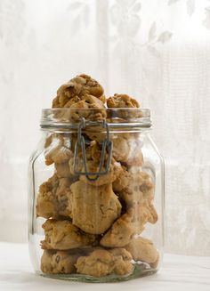 Hermit Cookies--absolutely delicious! (This from a girl who does not like cinnamon or raisins)