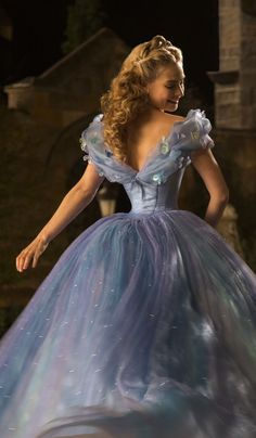 Prepare to Be Absolutely Enchanted by the Fashion in Cinderella | cynthia reccord  #FarfetchFairytale