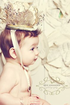 baby princess, I would definitely do this for my first baby girl or baby boy in the future! (prince or princess)!
