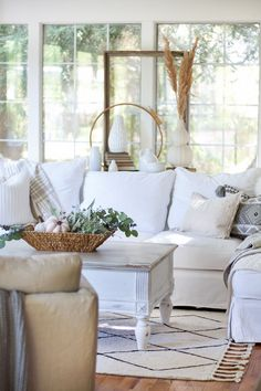 Vintage French Soul  ~   Fall Home Decor Tips by Decor Gold Designs and Others